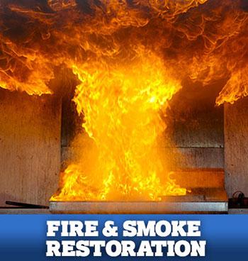 Fire and smoke restoration in Gilbert, AZ